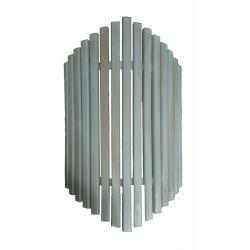 Ограждение для светильника липа с термовставкой 440x340мм