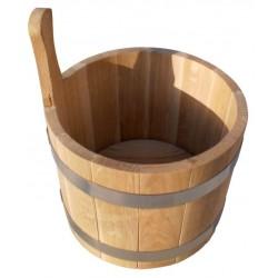 Ковш дубовый 3-5 литров