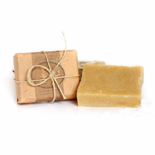 Мыло для бани и сауны медово-миндальное