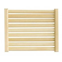 Вентиляционная решетка (липа) 170x210