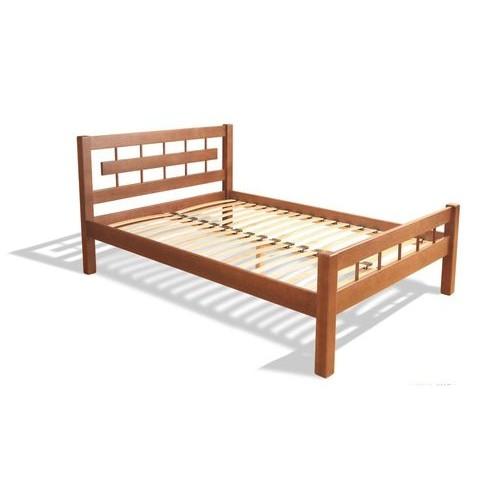 Деревянная кровать из ясеня Александрийская (ясень)