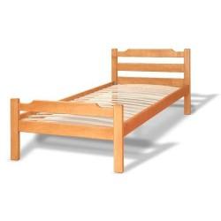 Деревянная кровать Яна (ольха)