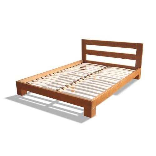 Деревянная кровать из ясеня Петропавловская (ясень)