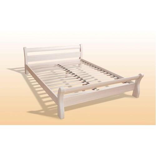 Деревянная кровать из ольхи Земфира (ольха)