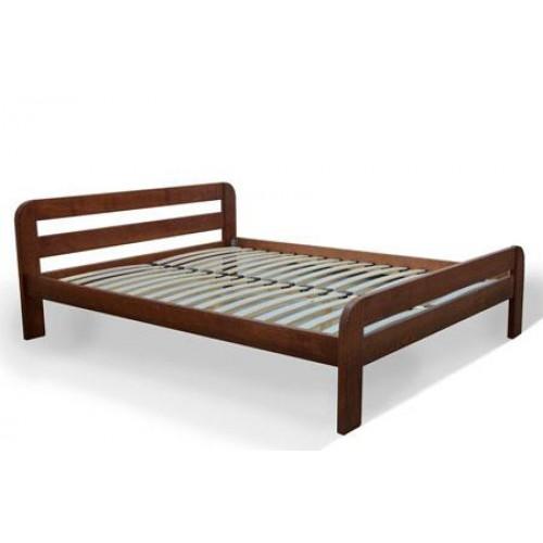 Деревянная кровать из ясеня - Алена