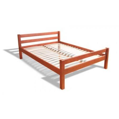 Деревянная кровать из ольхи - Астория