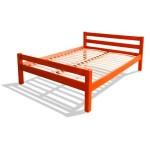 Деревянная кровать из ясеня - Астория