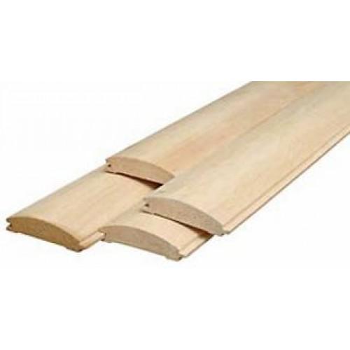 Блок-хаус ольха цельный (без сучка) 2,0-2,5-2,7 м, 85х20 мм цена м2