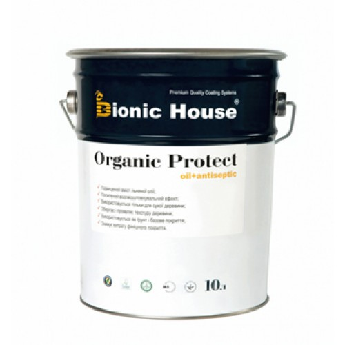 Bionic House Organic Protect Oil
