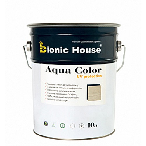 Bionic House Aqua Color