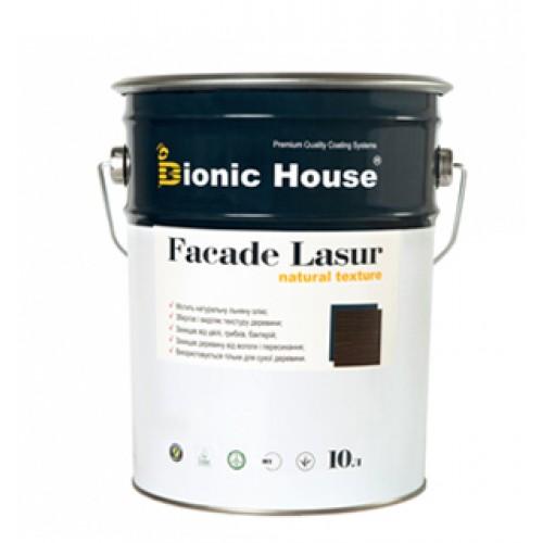Bionic House Fasade Lasur