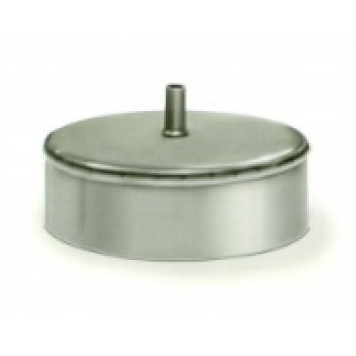 D=180 Сборник конденсата (лейка) нержавеющая сталь AiSi304