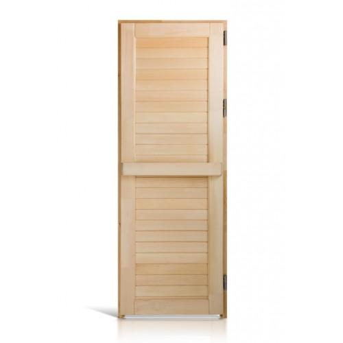 Деревянные двери для сауны и бани