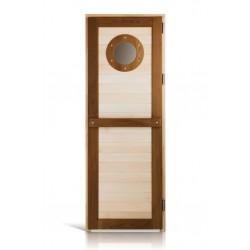 Дверь деревянная Морская термо  700х1900