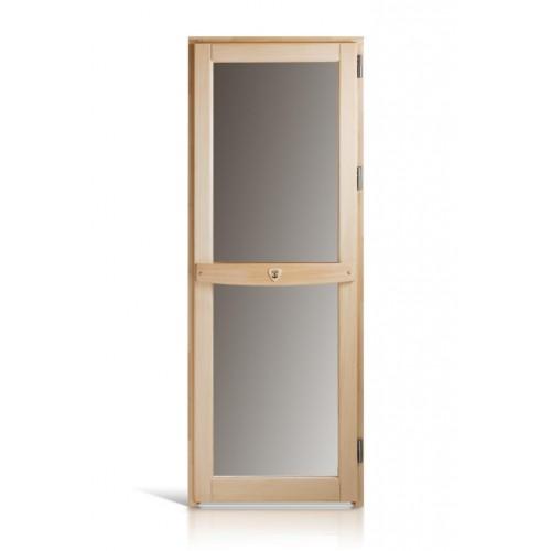 """Деревянная дверь """"Версаль"""" для сауны и бани"""