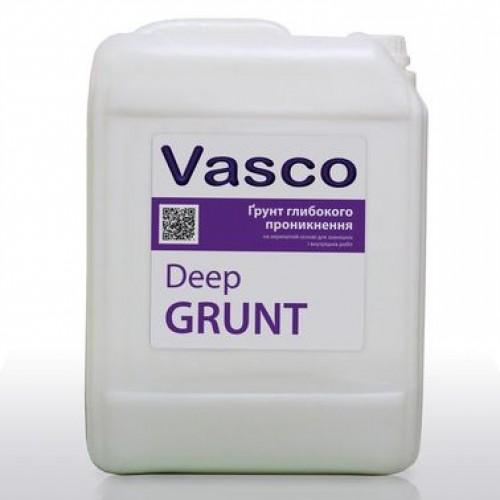 Дип Грунт - водоразбавляемый грунт глубокого проникновения на акрилатной основе универсальный