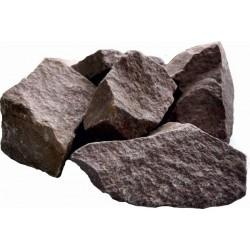 Камни МАЛИНОВЫЙ КВАРЦИТ 20 кг.