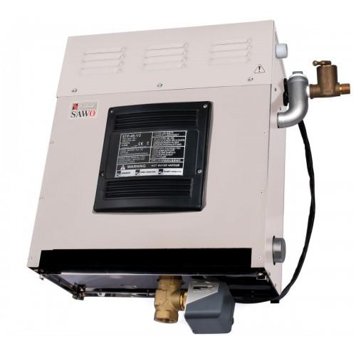 Парогенератор SAWO STP-90 с ароматическим насосом-дозатором, пультом Innova и автоочисткой