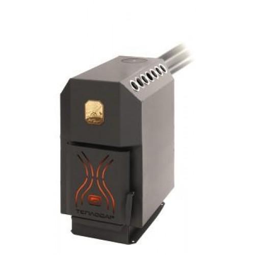Отопительно-варочная печь «Теплодар ТОП модель 200 (дверца сталь)
