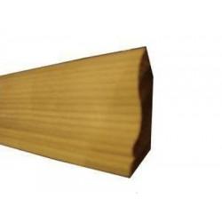 Галтель ясень высший сорт (цельная) размер 30х13 мм длинна 2,0-2,5 м