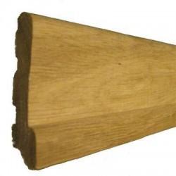 Плинтус ольха высший сорт (цельный) 2,0-3,0 м