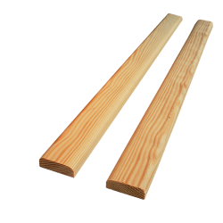 Притворная планка сосна без сучка ширина 20-40 мм. длинна 2,0-3,0 м