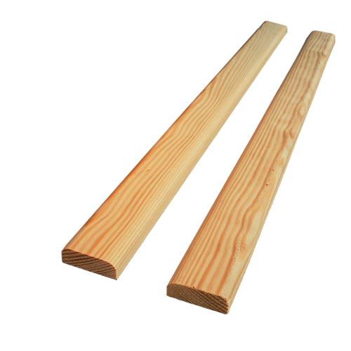 Притворная планка сосна без сучка (цельный) длинна 2,0-3,0 м ширина 20-40 мм. толщина 13 мм.