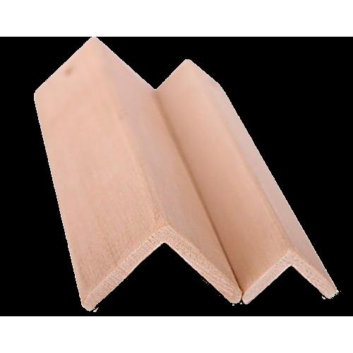 Уголок наружный (липа) цельный длинна 2,0-2,5 м  ширина 20 - 40 мм